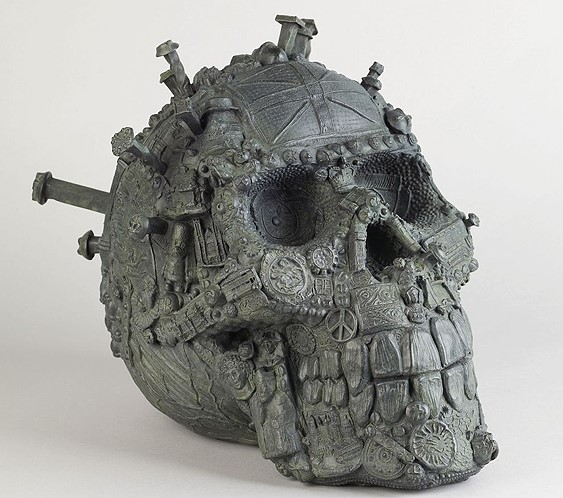 Head of a Fallen Giant - Grayson Perry
