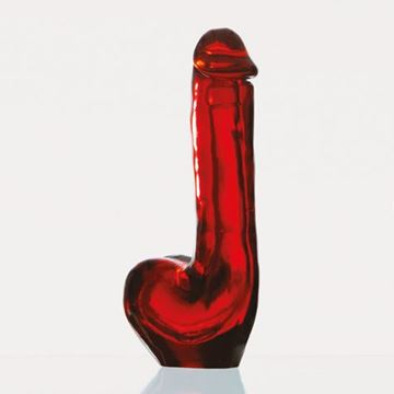 Picture of Spunk Perfume Bottle Sculpture